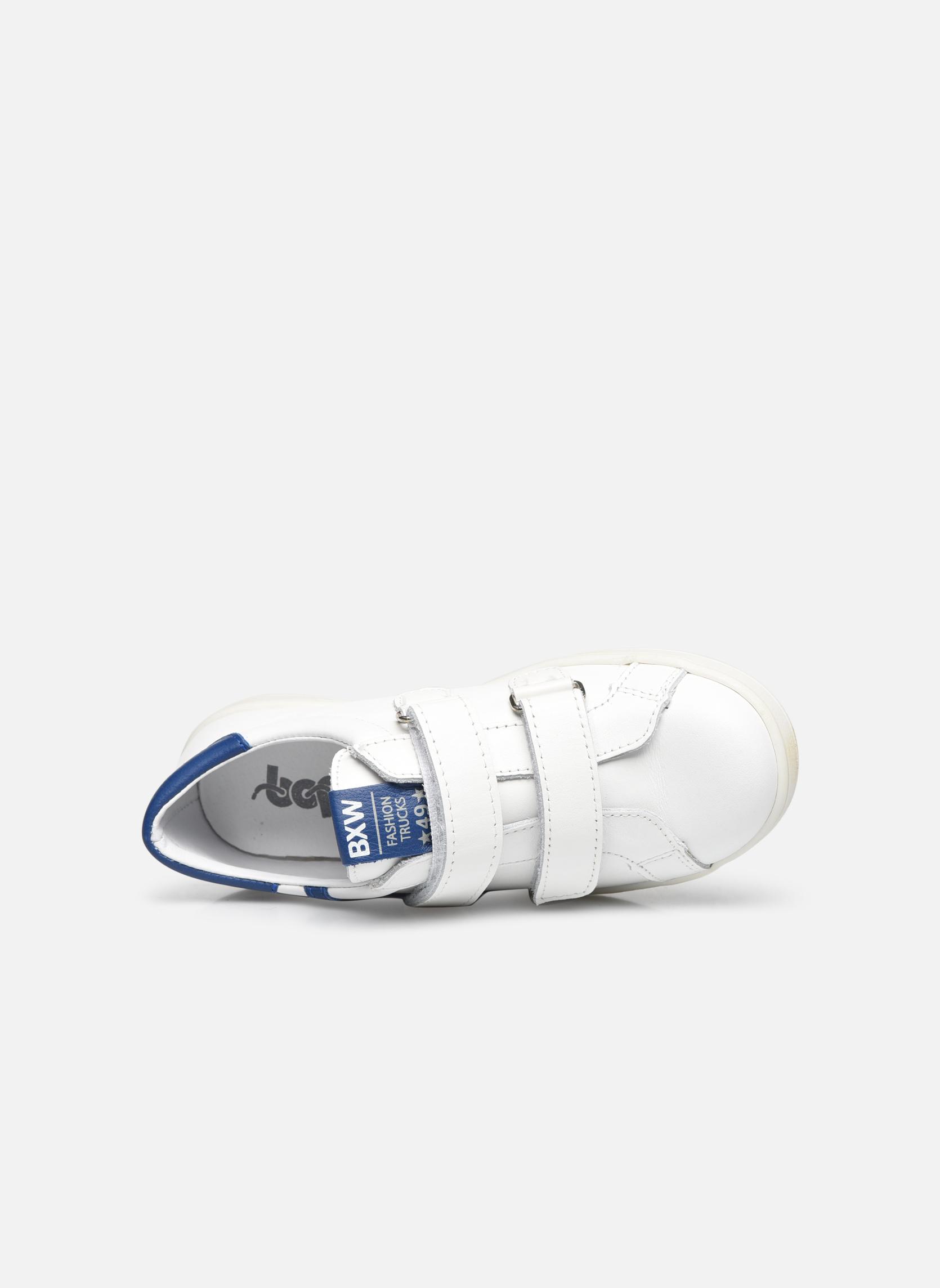 Sneaker Bopy Vloty weiß ansicht von links
