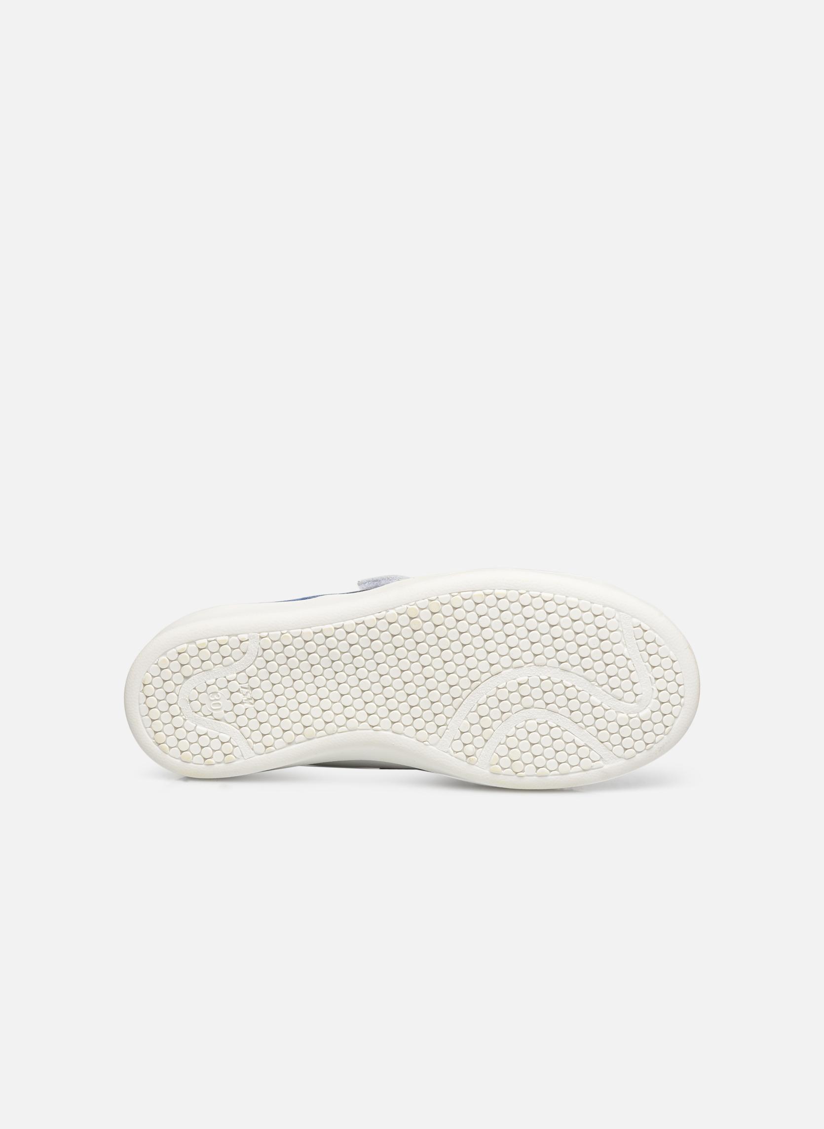 Sneaker Bopy Vloty weiß ansicht von oben
