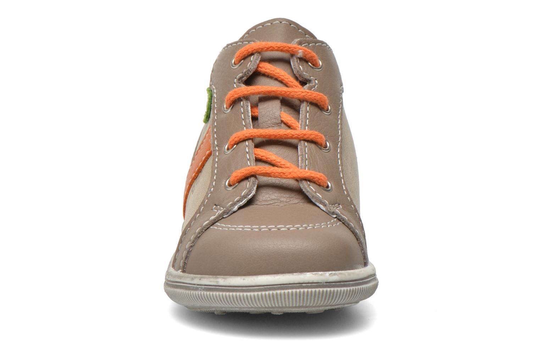 Bottines et boots Bopy Zacky Beige vue portées chaussures