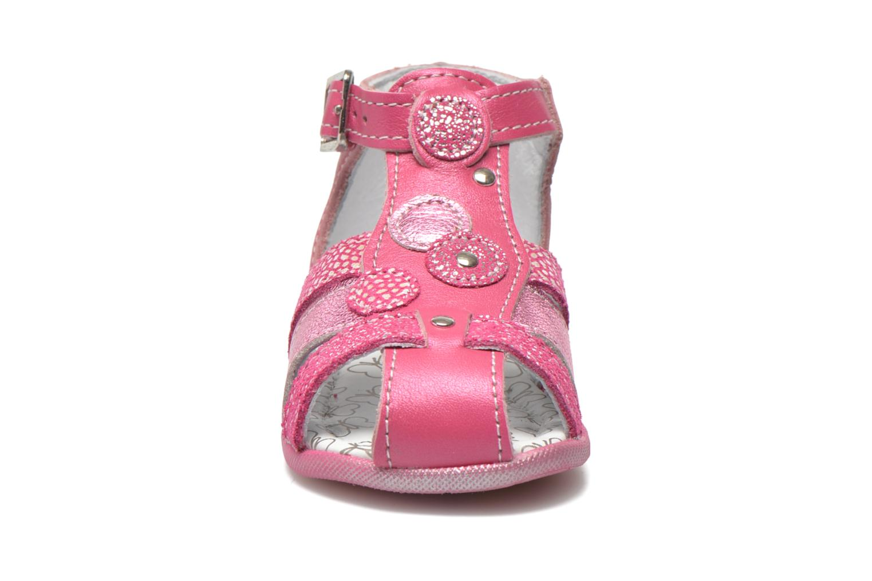 Sandaler Bopy Zebule Pink se skoene på