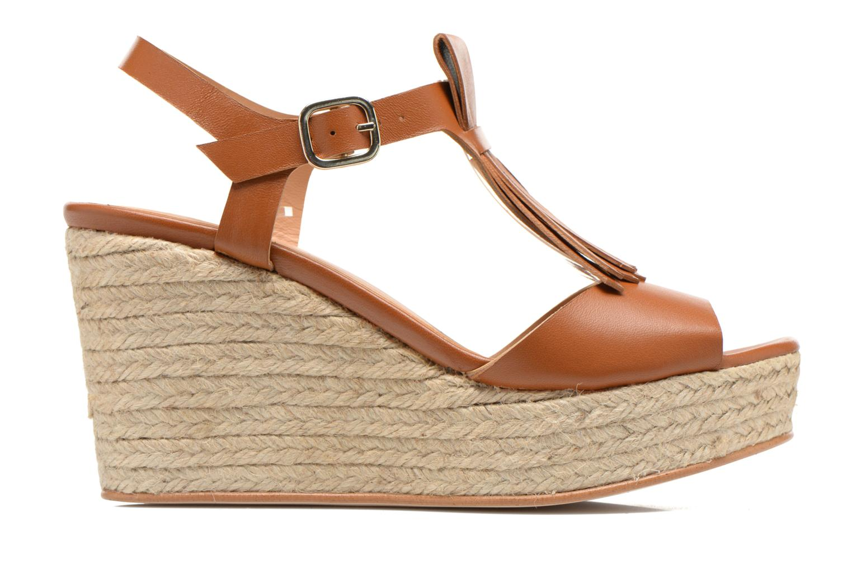 Sandales et nu-pieds Made by SARENZA Discow Girl #1 Marron vue détail/paire