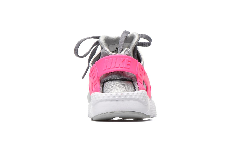 Deportivas Nike Nike Huarache Run (Ps) Gris vista lateral derecha