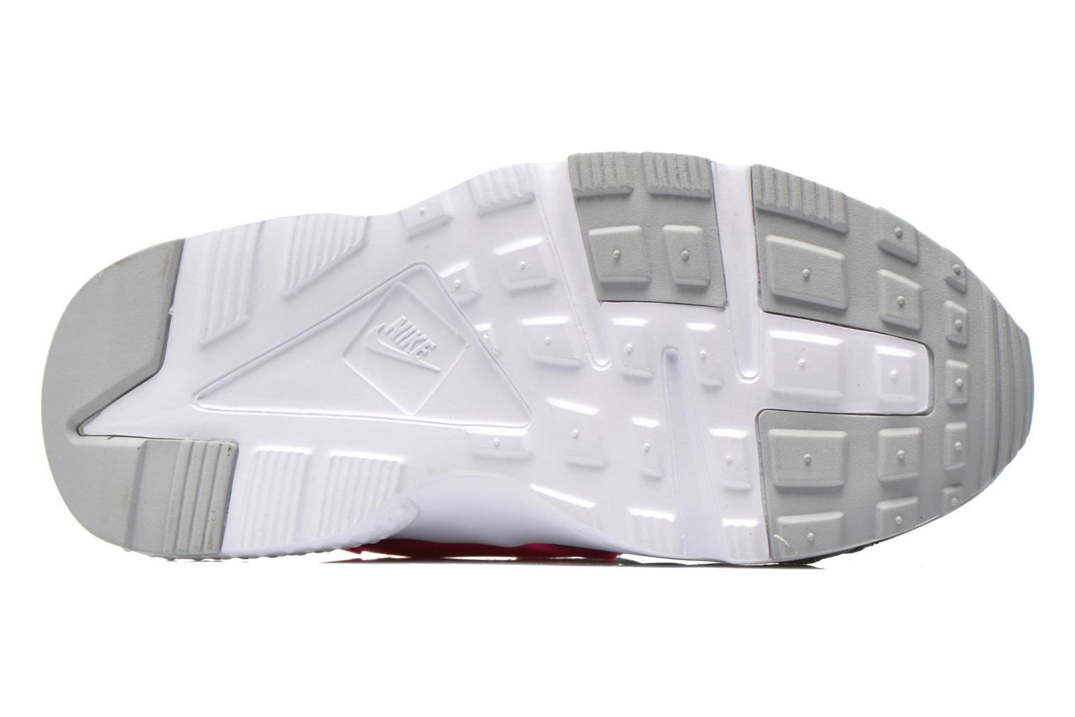 Baskets Nike Nike Huarache Run (Ps) Gris vue haut