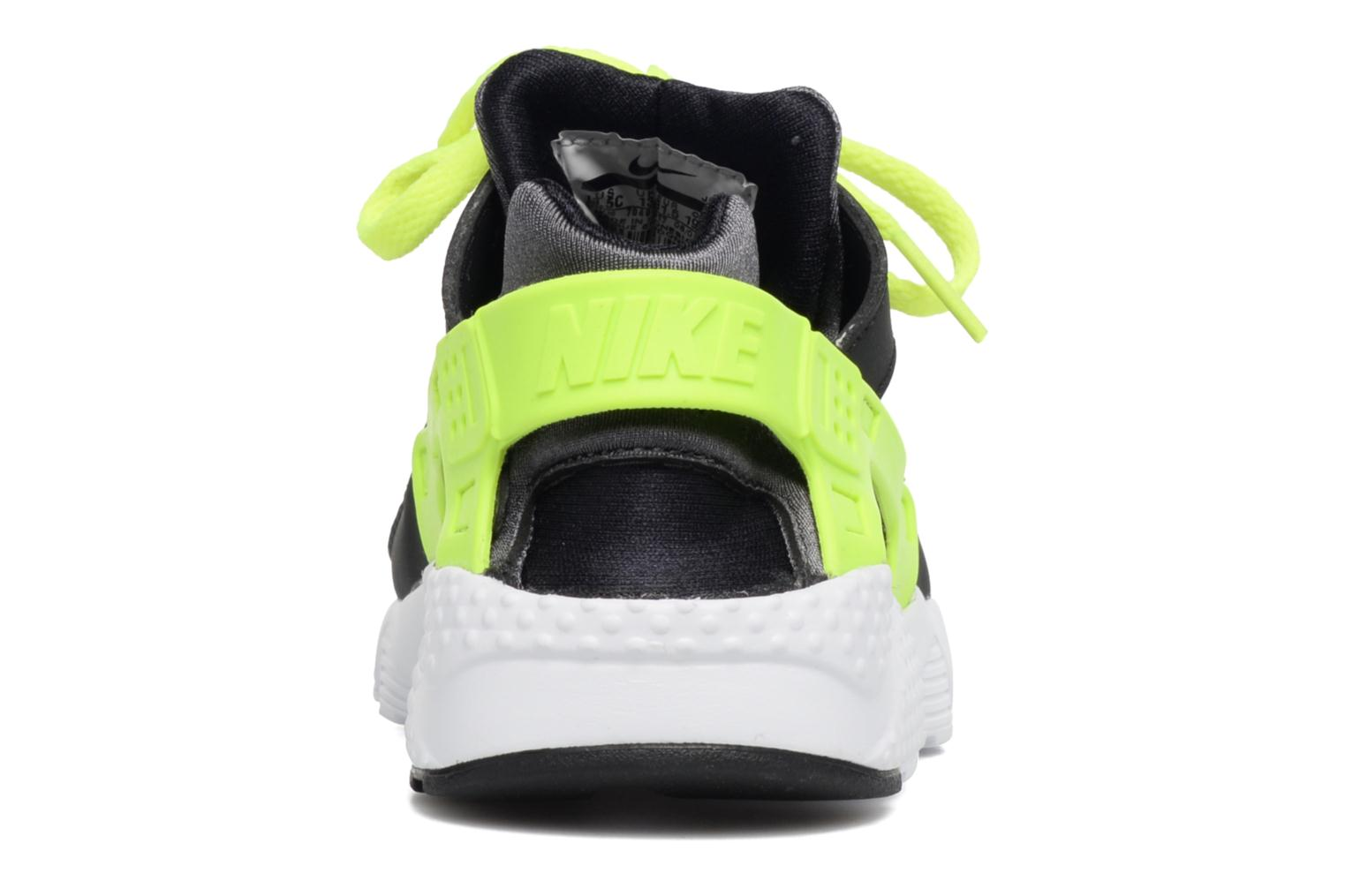 Sneakers Nike Nike Huarache Run (Ps) Zwart rechts
