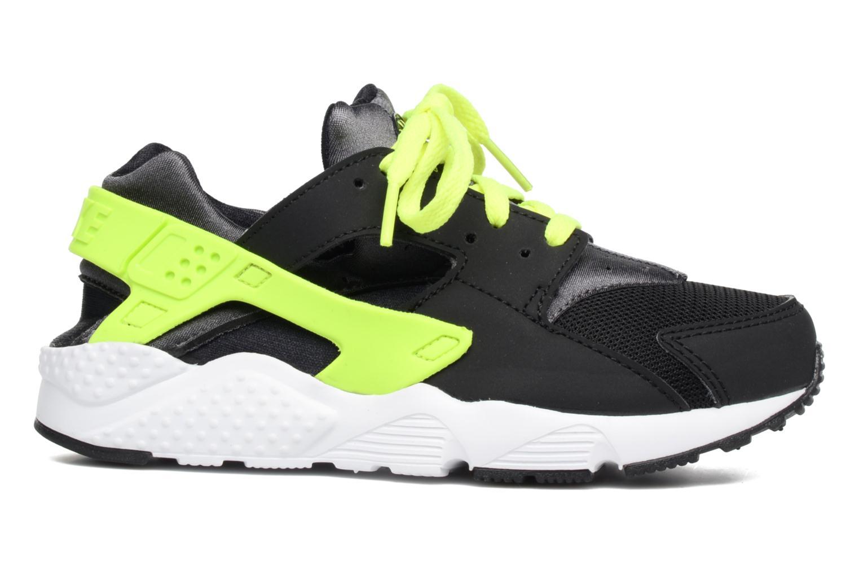 Sneaker Nike Nike Huarache Run (Ps) schwarz ansicht von hinten