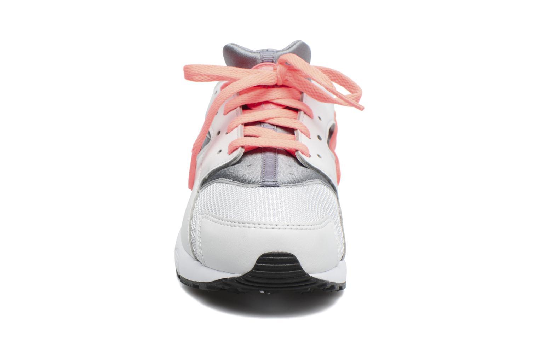 Deportivas Nike Nike Huarache Run (Ps) Gris vista del modelo