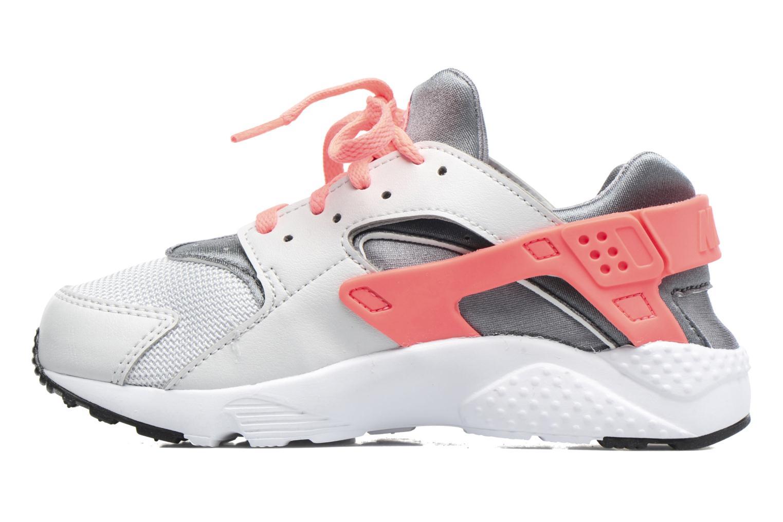 Deportivas Nike Nike Huarache Run (Ps) Gris vista de frente