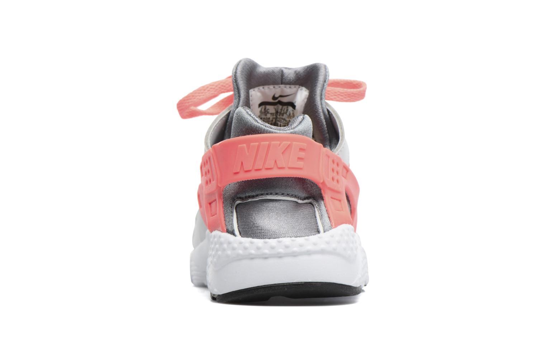 Sneaker Nike Nike Huarache Run (Ps) grau ansicht von rechts