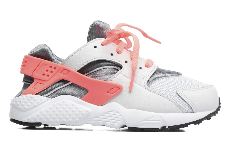 Trainers Nike Nike Huarache Run (Ps) Grey back view