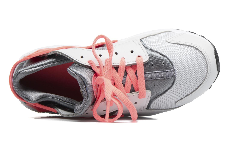 Nike Huarache Run (Ps) Pure Platinum/Lava Glow-Cool Grey-White