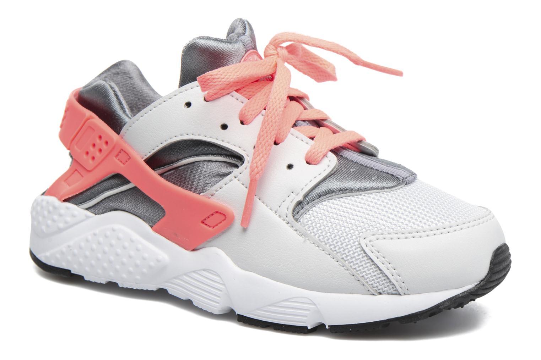 Sneaker Nike Nike Huarache Run (Ps) grau detaillierte ansicht/modell
