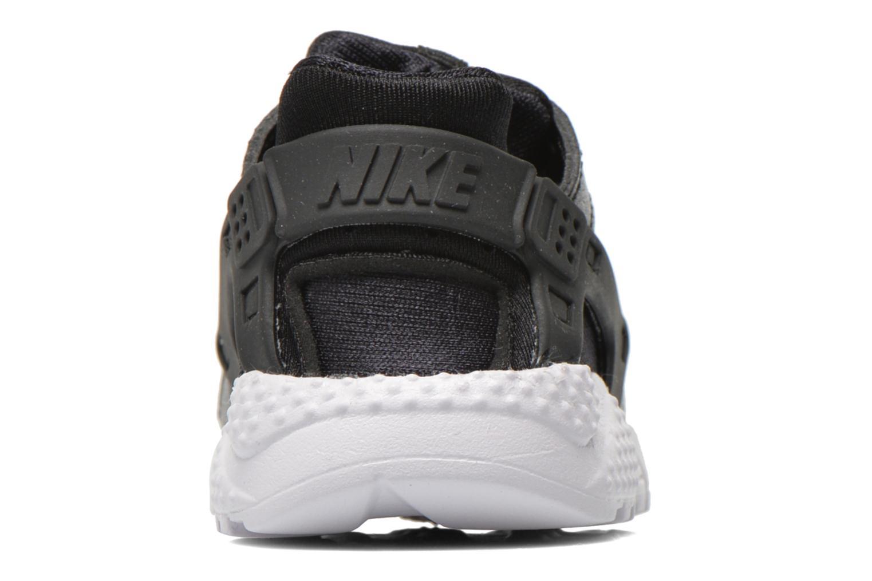 Deportivas Nike Nike Huarache Run (Td) Negro vista lateral derecha