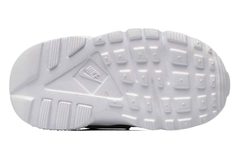 Deportivas Nike Nike Huarache Run (Td) Negro vista de arriba