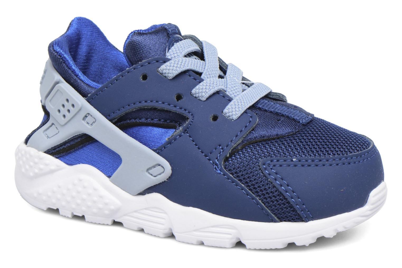 Nike Huarache Run (Td) Coastal Blue/Blue Grey-Hyper Cobalt