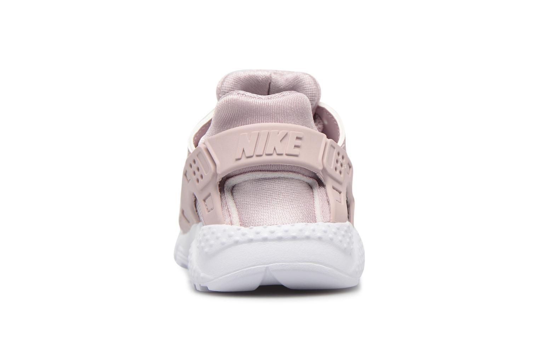 Baskets Nike Nike Huarache Run (Td) Rose vue droite