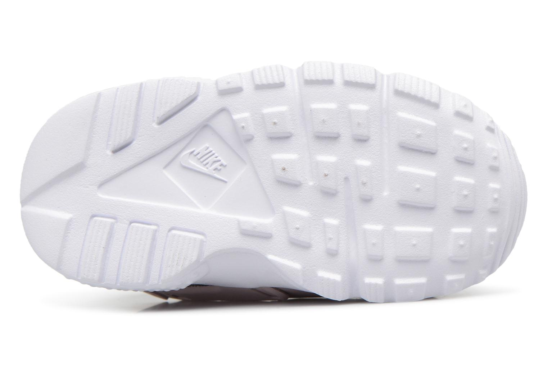 Baskets Nike Nike Huarache Run (Td) Rose vue haut