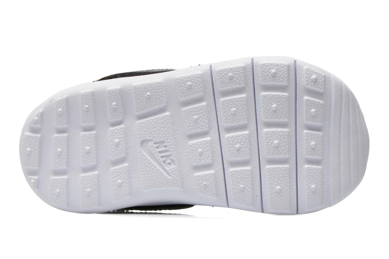 Sneakers Nike Roshe One Print (Tdv) Zwart boven
