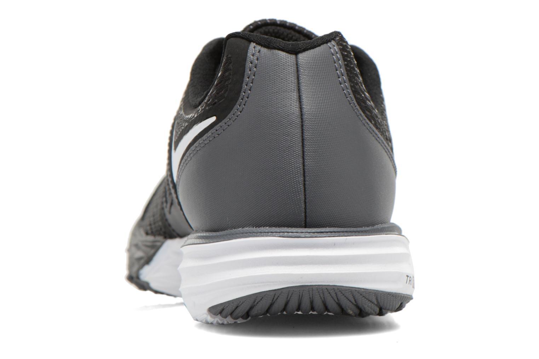 Sneaker Nike Tri Fusion Run (Gs) schwarz ansicht von rechts