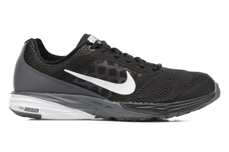 Sneaker Nike Tri Fusion Run (Gs) schwarz ansicht von hinten