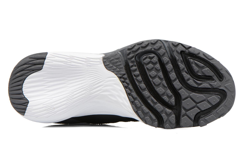 Sneaker Nike Tri Fusion Run (Gs) schwarz ansicht von oben