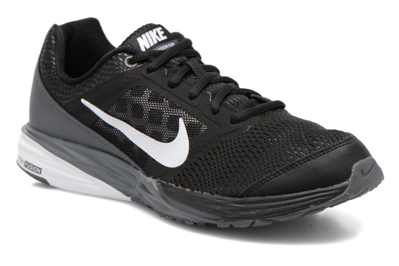 Sneaker Nike Tri Fusion Run (Gs) schwarz detaillierte ansicht/modell