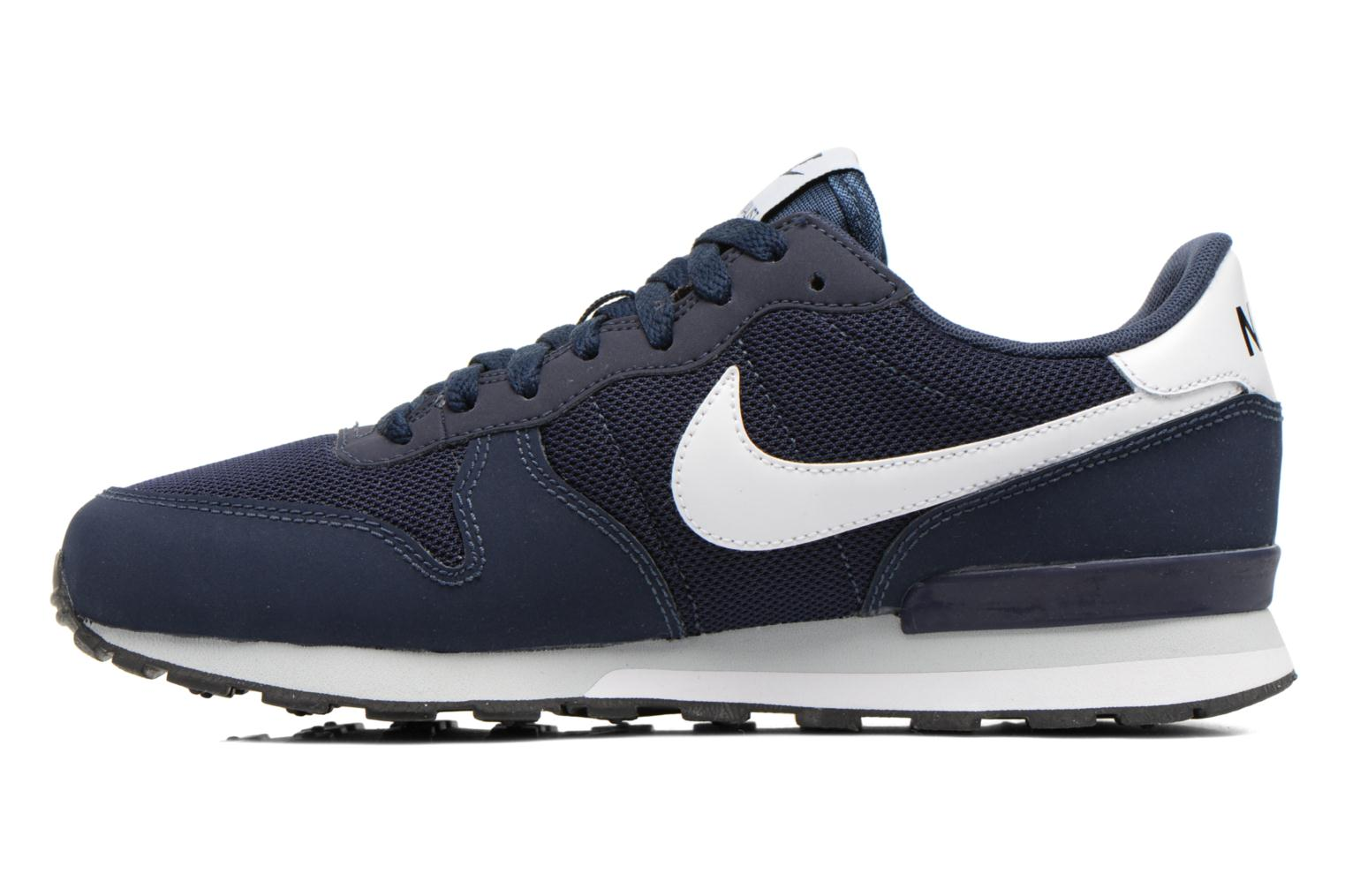 Trainers Nike Internationalist (Gs) Blue front view