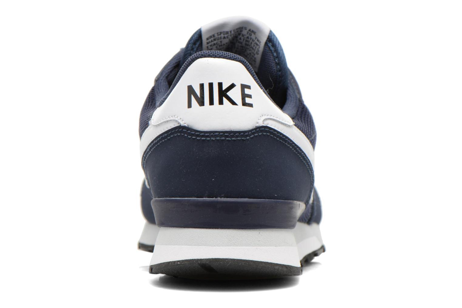 Trainers Nike Internationalist (Gs) Blue view from the right