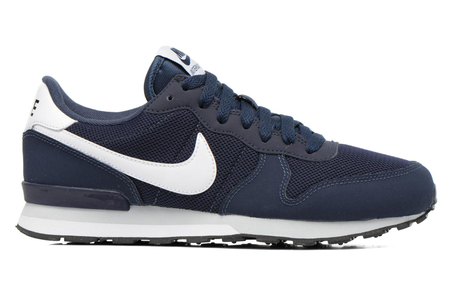 Trainers Nike Internationalist (Gs) Blue back view