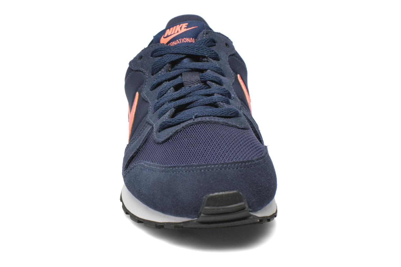 Trainers Nike Internationalist (Gs) Blue model view