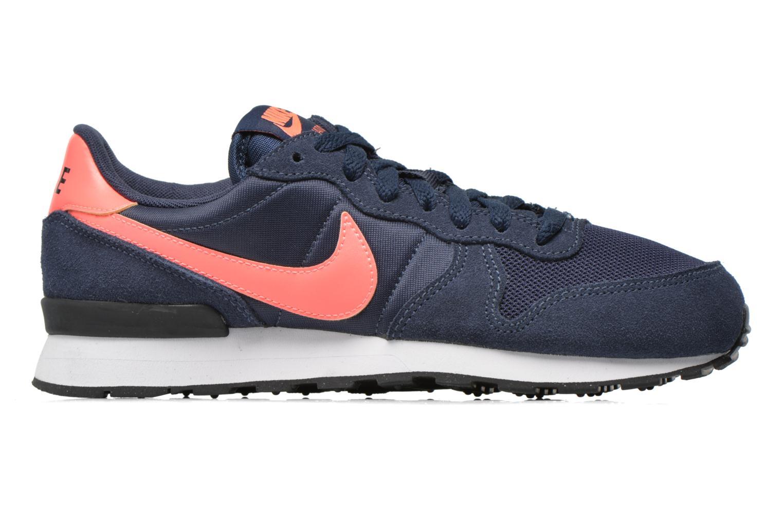 Trainers Nike Internationalist (Gs) Blue back view