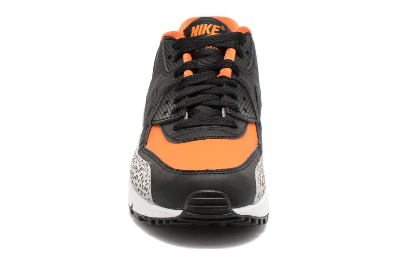 Sneaker Nike Air Max 90 Safari (Gs) mehrfarbig schuhe getragen