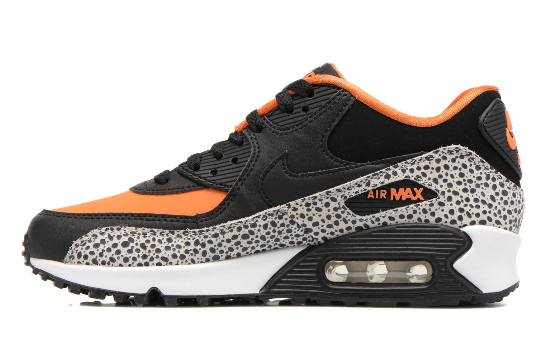 Sneaker Nike Air Max 90 Safari (Gs) mehrfarbig ansicht von vorne