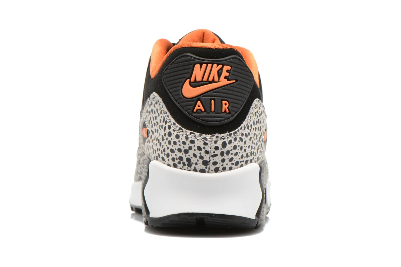 Air Max 90 Safari (Gs) Summit White/Black-Clay Orange