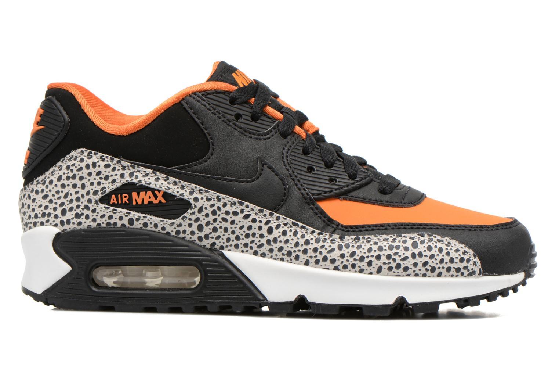 Sneaker Nike Air Max 90 Safari (Gs) mehrfarbig ansicht von hinten
