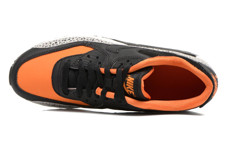 Baskets Nike Air Max 90 Safari (Gs) Multicolore vue gauche