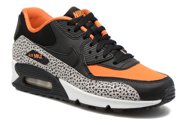 Sneaker Nike Air Max 90 Safari (Gs) mehrfarbig detaillierte ansicht/modell