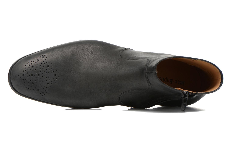 Bottines et boots Jean-Baptiste Rautureau Rija Boots perfo Noir vue gauche