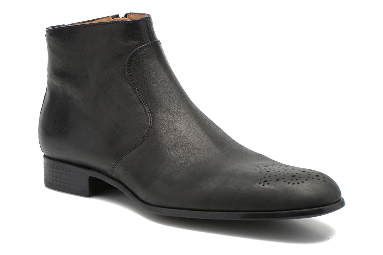 Bottines et boots Jean-Baptiste Rautureau Rija Boots perfo Noir vue détail/paire