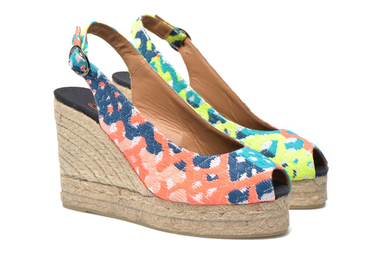 Sandales et nu-pieds Castaner Belli8ED Multicolore vue 3/4