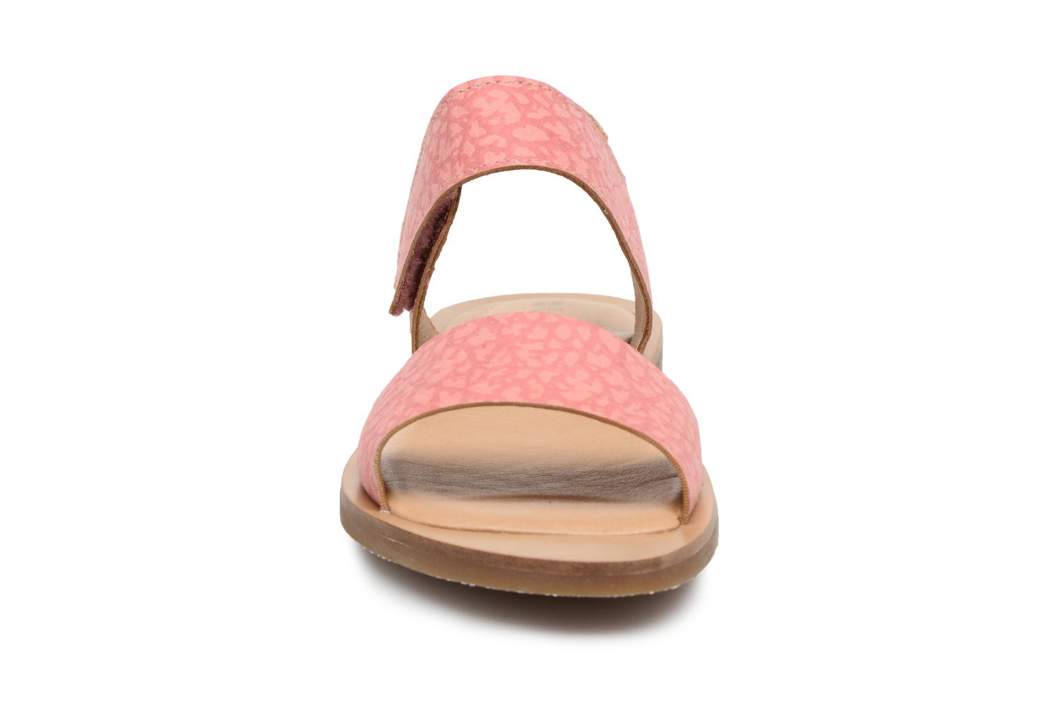 Sandals El Naturalista Tulip NF30 Pink model view