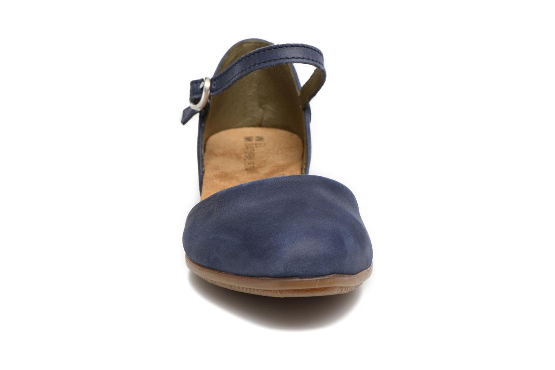 Grandes descuentos últimos zapatos El Naturalista Stella ND54 (Azul) - Bailarinas Descuento