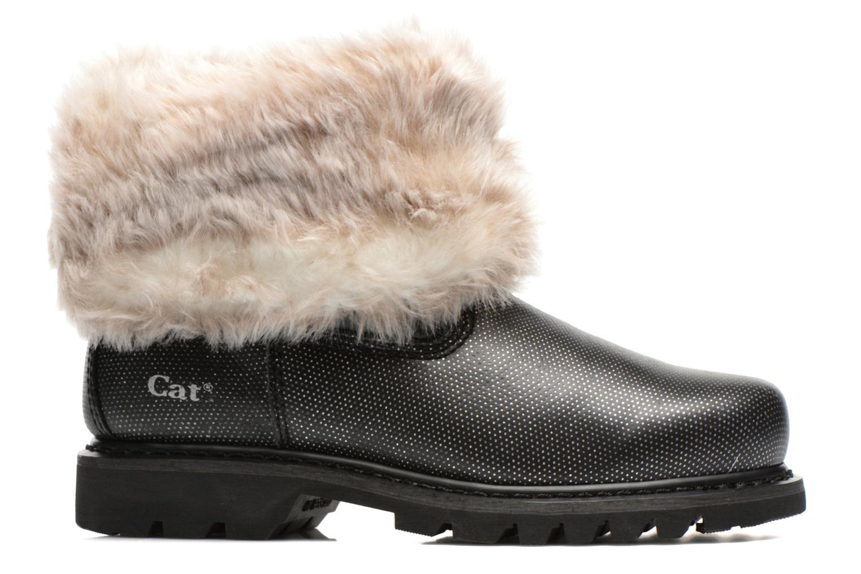 Stiefeletten & Boots Caterpillar Bruiser Scrunch Fur schwarz ansicht von hinten