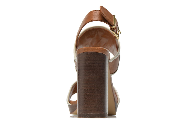 Sandali e scarpe aperte Bruno Premi Laly Marrone immagine destra
