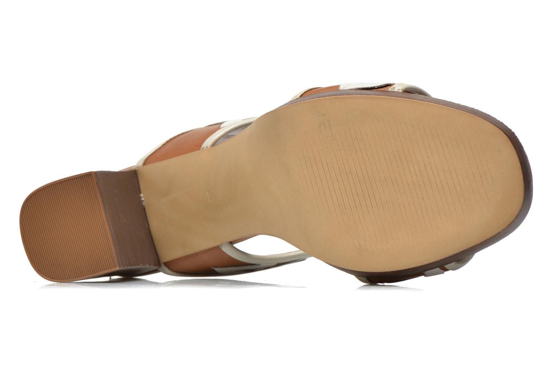 Sandales et nu-pieds Bruno Premi Laly Marron vue haut