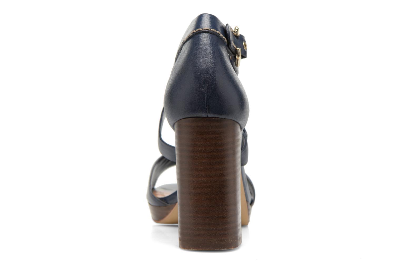 Sandales et nu-pieds Bruno Premi Ezli Bleu vue droite