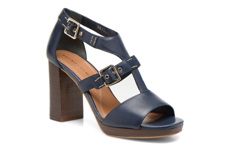 Sandaler Bruno Premi Ezli Blå detaljeret billede af skoene