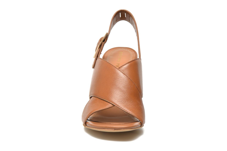 Sandalen Bruno Premi Camy braun schuhe getragen