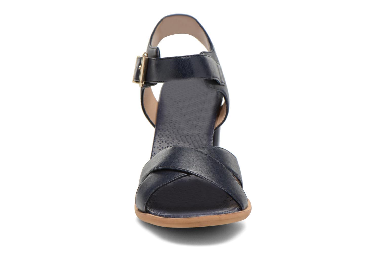 Sandales et nu-pieds Bruno Premi Mojo Bleu vue portées chaussures