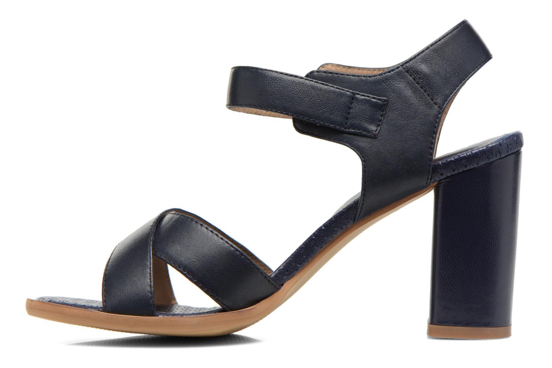 Sandalen Bruno Premi Mojo blau ansicht von vorne