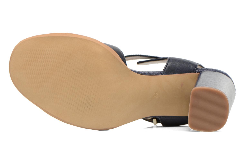 Sandales et nu-pieds Bruno Premi Mojo Bleu vue haut
